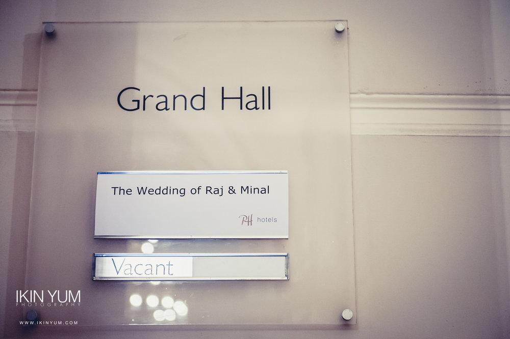 Grand Connaught Rooms Wedding - Minal & Raj - Ikin Yum Photography-009.jpg