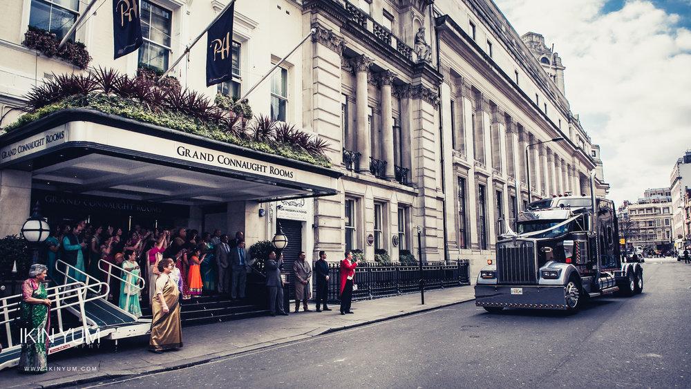 Grand Connaught Rooms Wedding - Minal & Raj - Ikin Yum Photography-034.jpg