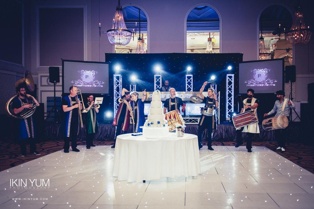 Grand Connaught Rooms Wedding - Minal & Raj - Ikin Yum Photography-109.jpg