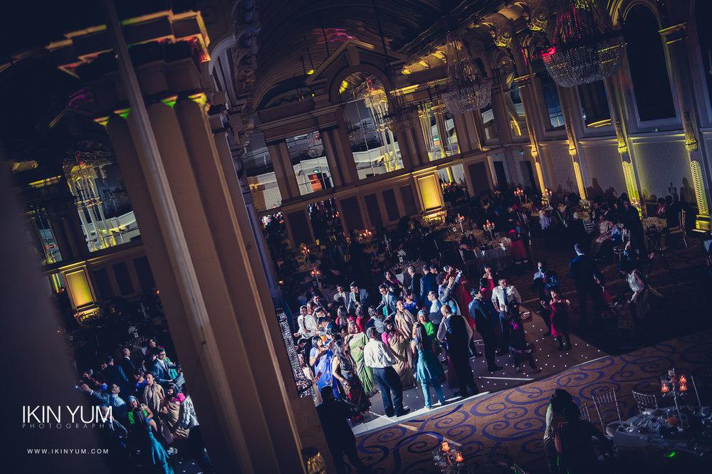 Grand Connaught Rooms Wedding - Minal & Raj - Ikin Yum Photography-147.jpg