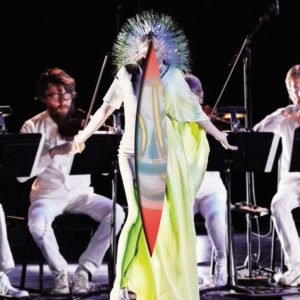 27 Bjork - Vulnicura Strings