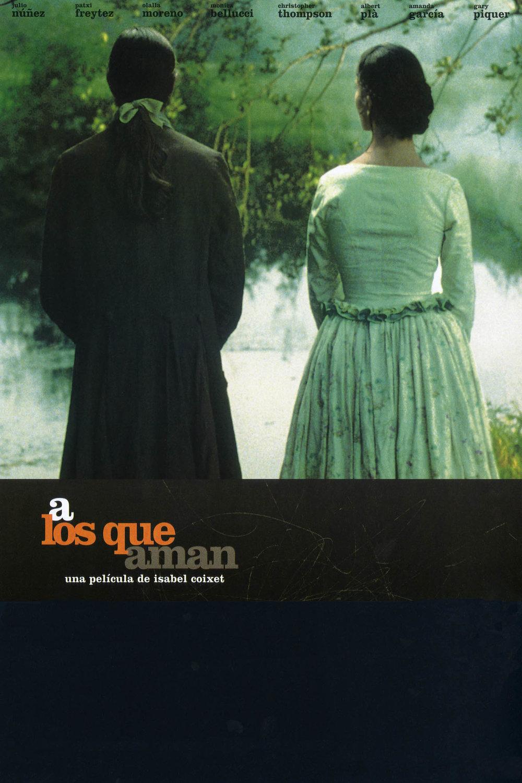 A los que aman - Poster.jpg