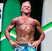 Brian Stolze - masters physique