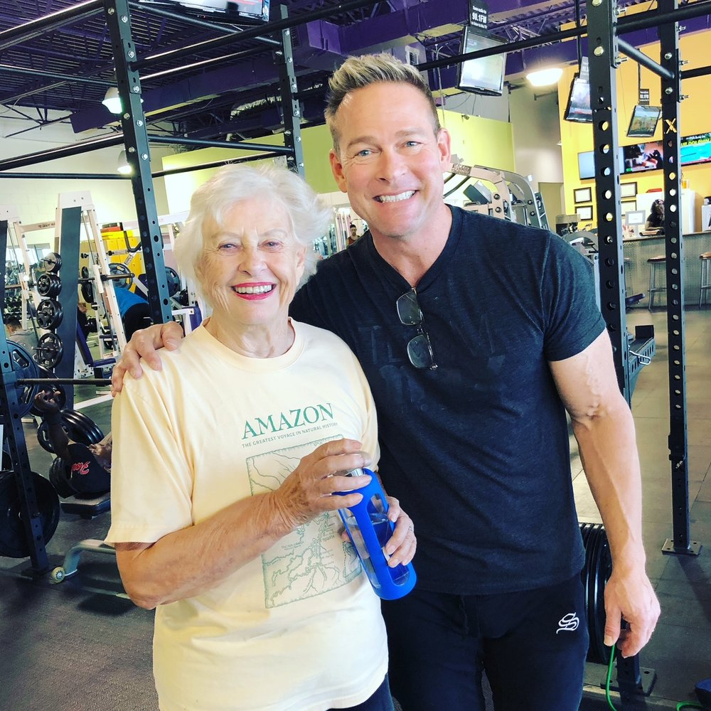 Meet Our Members - No matter what age, weight or physical condition, we want to make improvements and live healthy.Fitness is for everyone at every fitness level whether you need more mobility, improved cardiovascular health, stronger muscles or you just want to lose a few pounds. We look forward to helping you reach your goals!