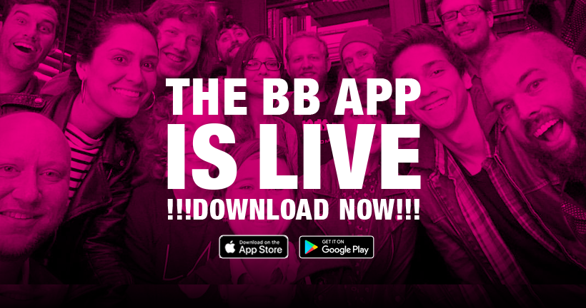BB App Is LIve
