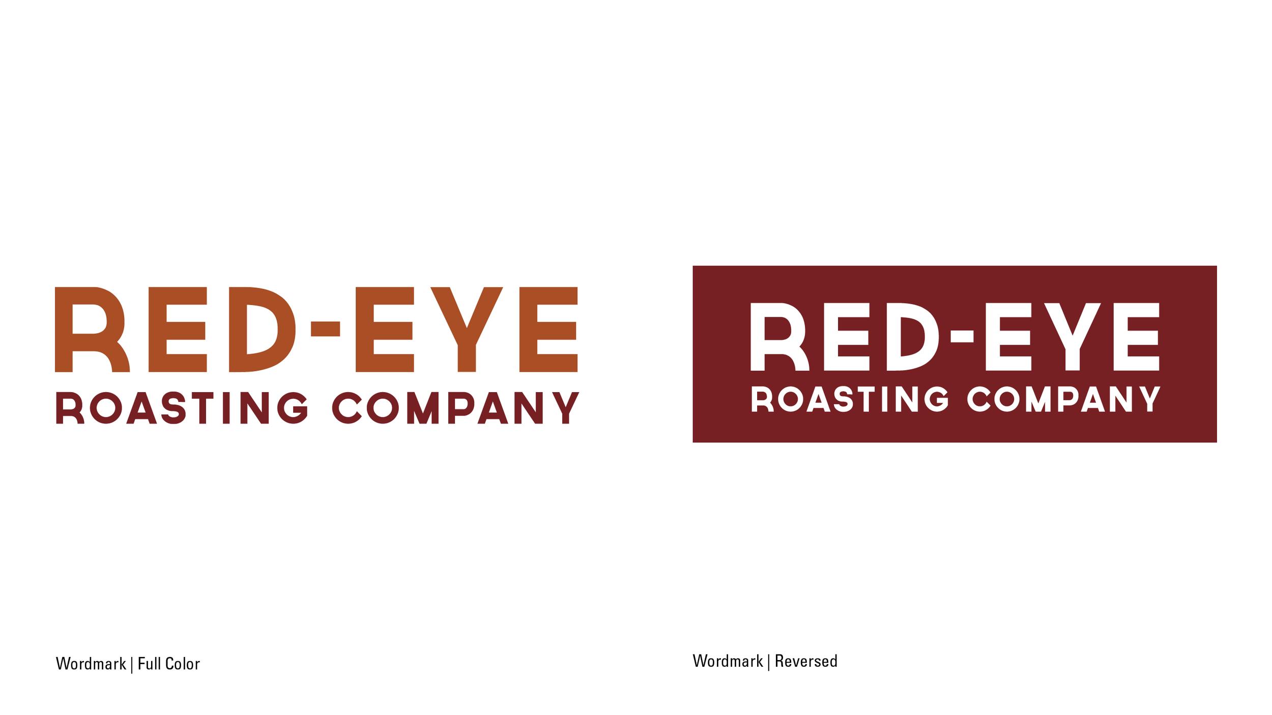 Red-Eye Roasting Company | Branding — KW