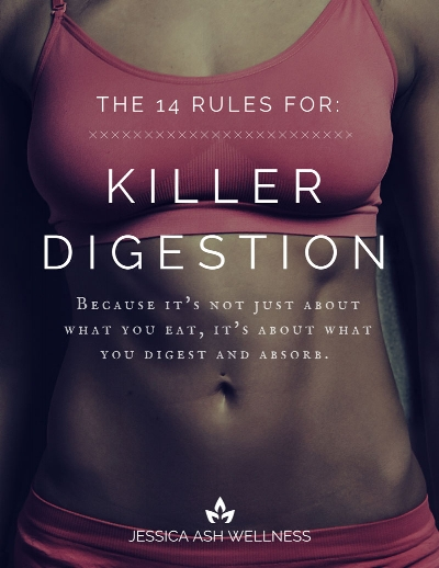 - 14 Rules for Digestion
