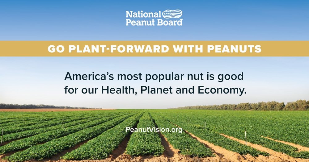 Help us tell the unique and powerful story about peanuts, using our new Peanut Vision interactive report. Click to visit PeanutVision.org