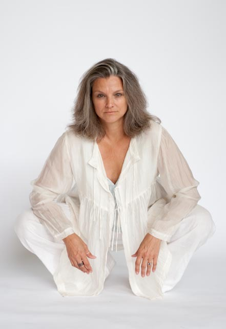 Yoga and Meditation Teacher Diane Avice du buisson