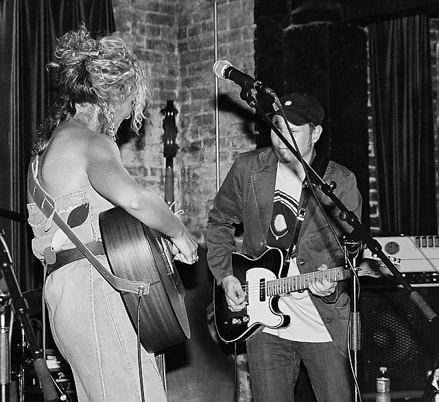 Live show at The Basement Nashville, 2008