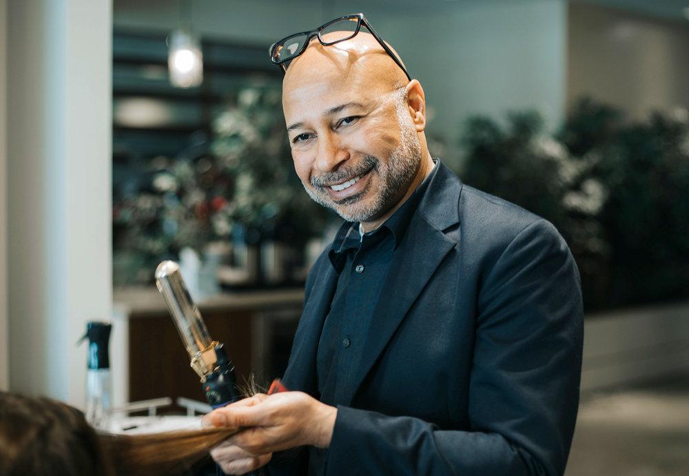 Mohammed Rashid / Hair stylist