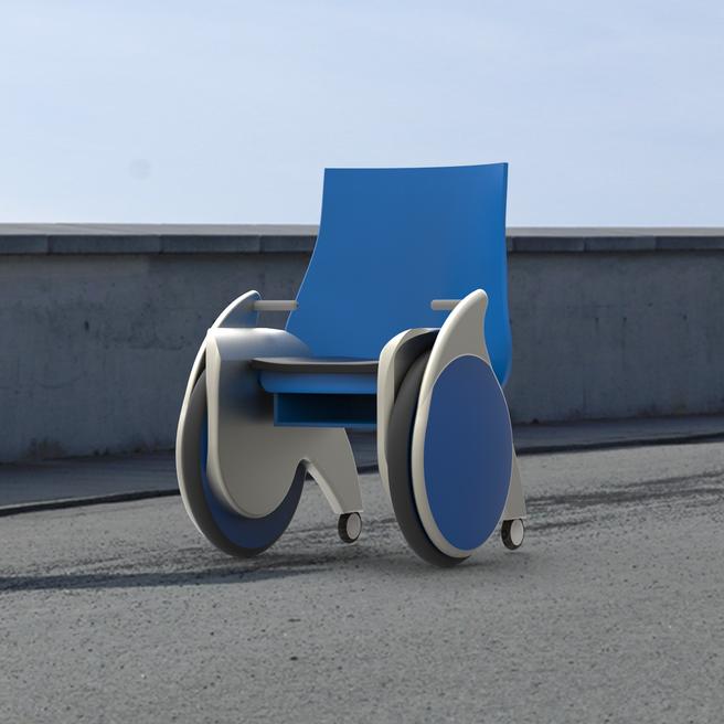 Solo Roller Design Concept