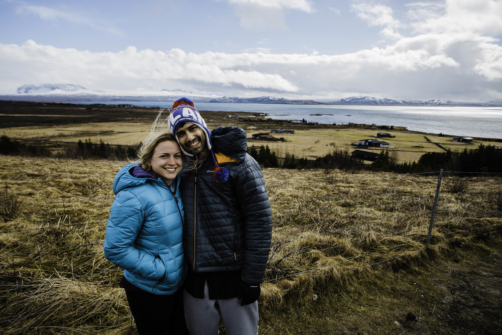Honeymooning in Iceland