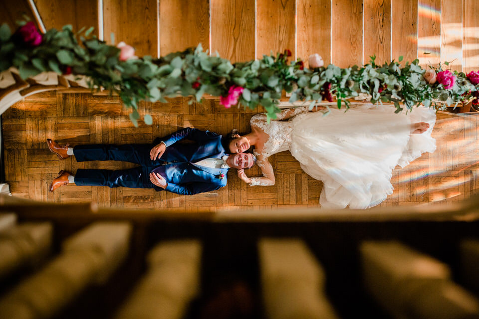 Intimate Virginia Wedding -