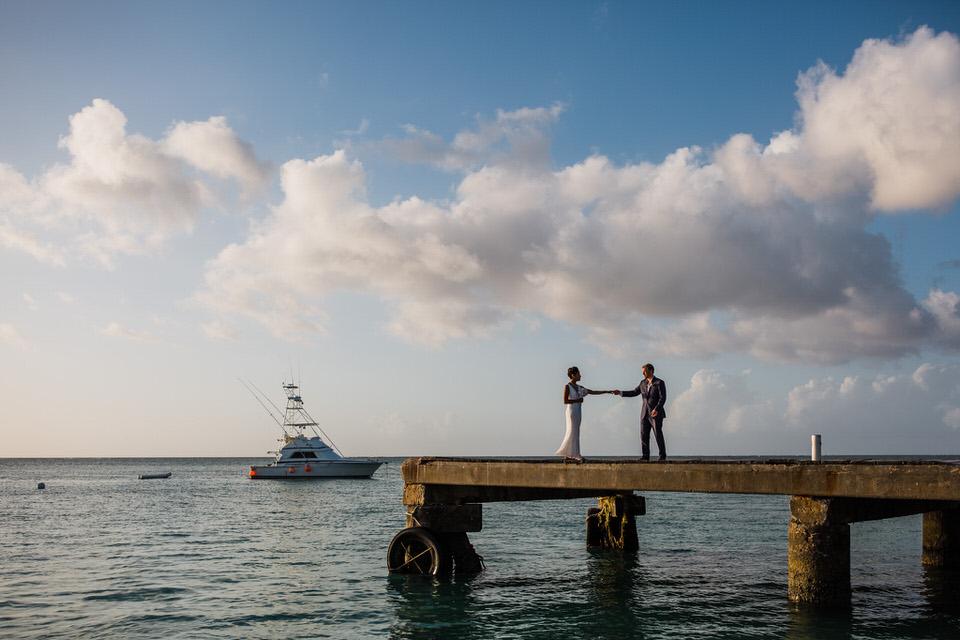Destination Wedding: Tobago -