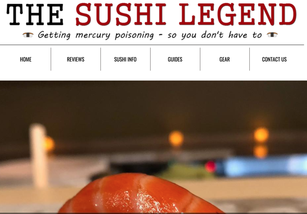 THE SUSHI LEGEND