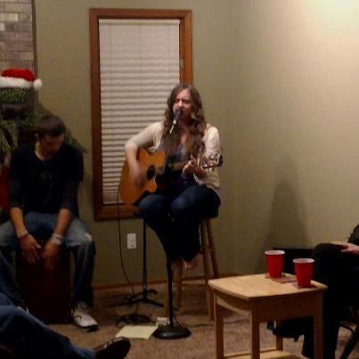 Amy Cox Second House Concert 2012.jpg