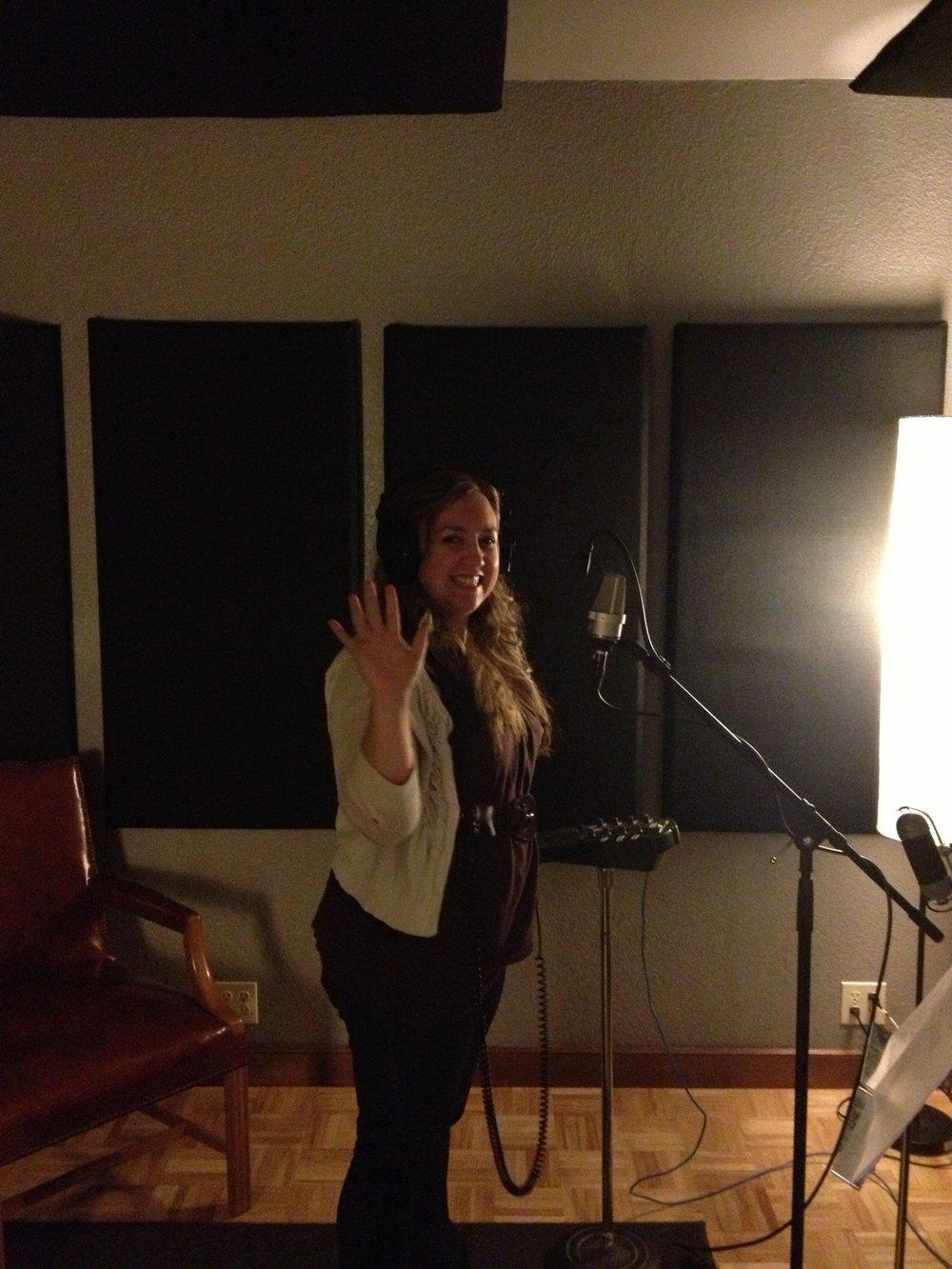 Amy Cox Studio 2012.jpg