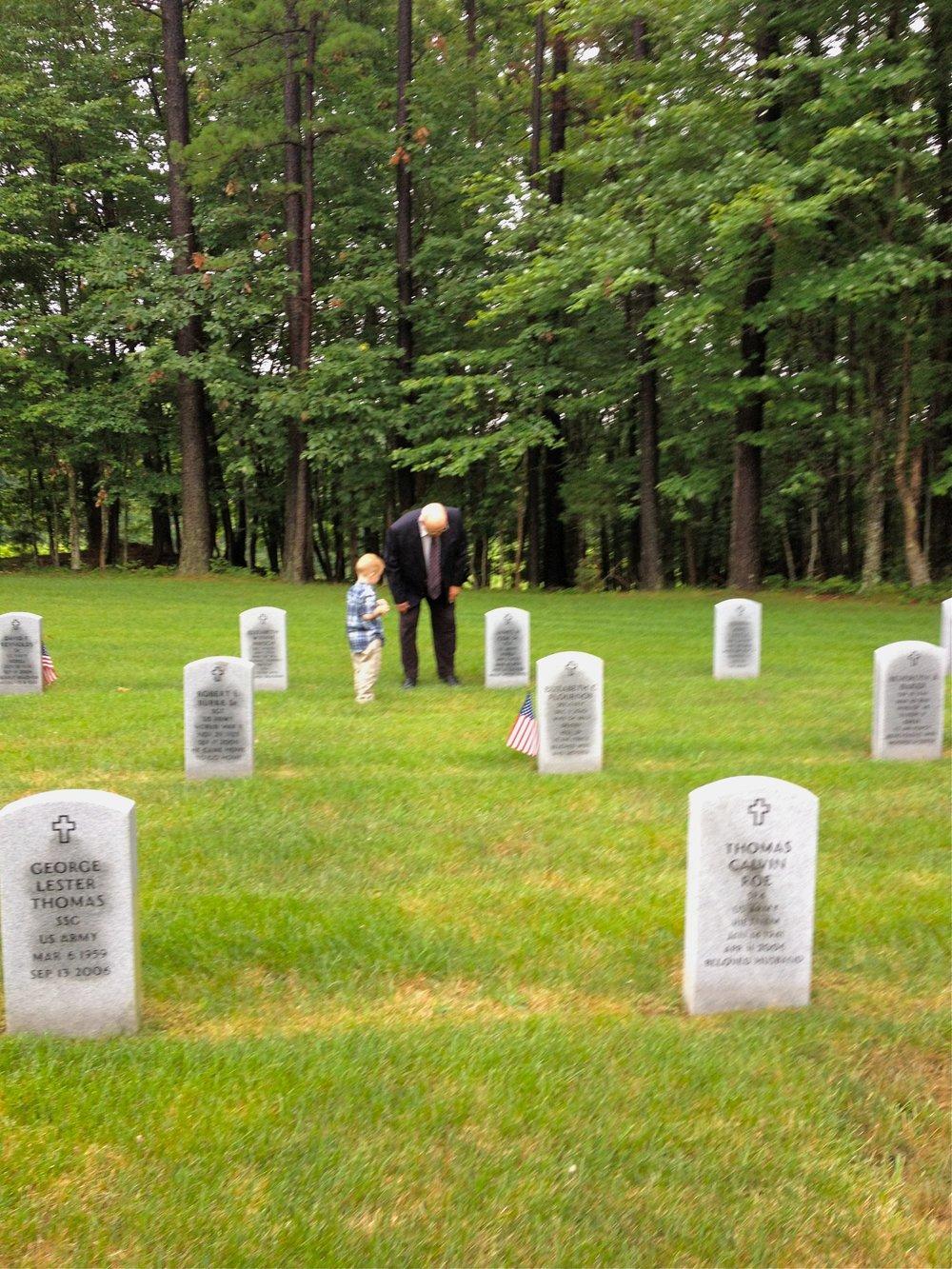 Family Funeral Grandpa Cox Grave.jpg