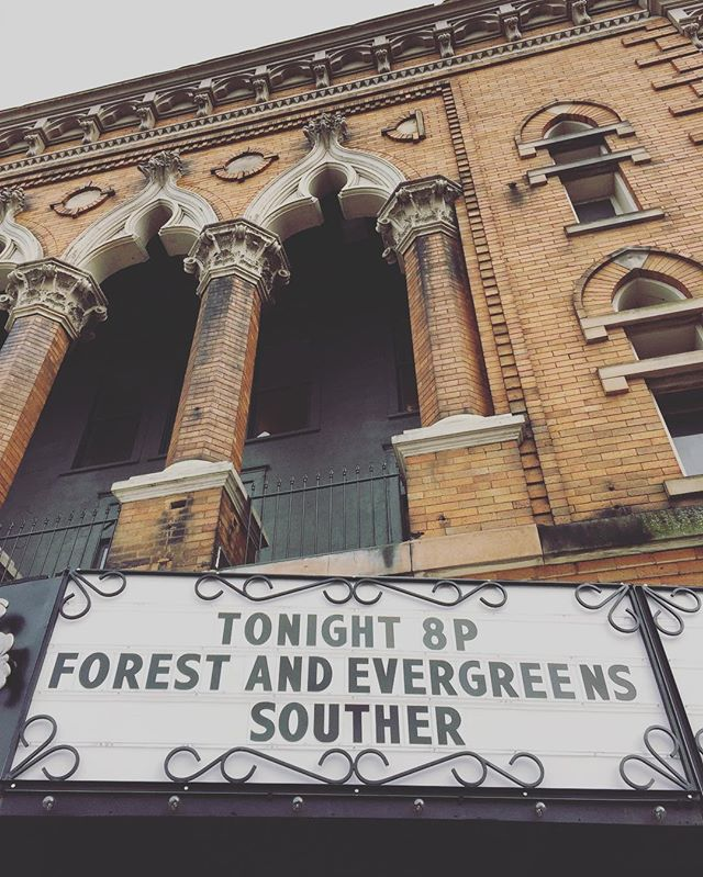 @forestandtheevergreens + @southerband + @thequasikings TONIGHT @thirtyone_west 8pm ❤️