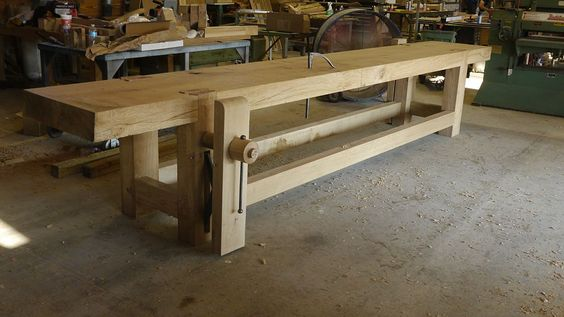 French Roubo bench