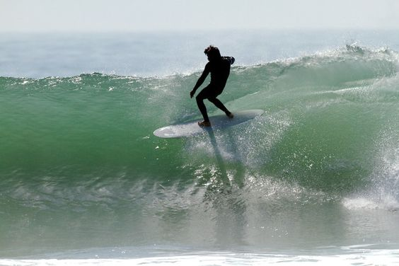 style master Jimmy Gamboa makes piloting a hull look deceptively easy