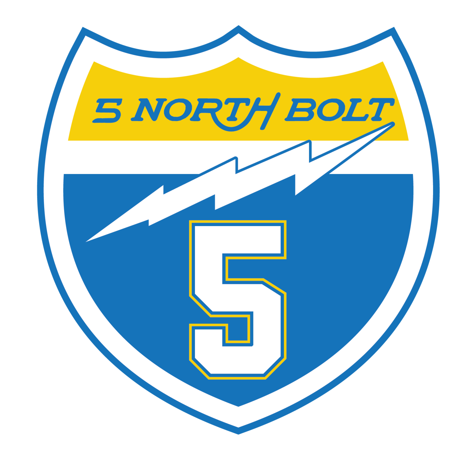 5 North Bolt