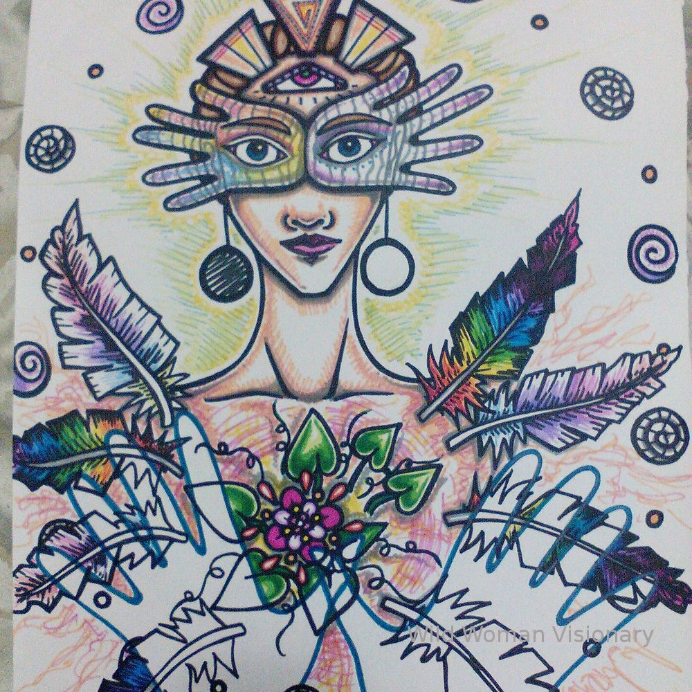 Day 6 - Fully Embodied, Portals Within