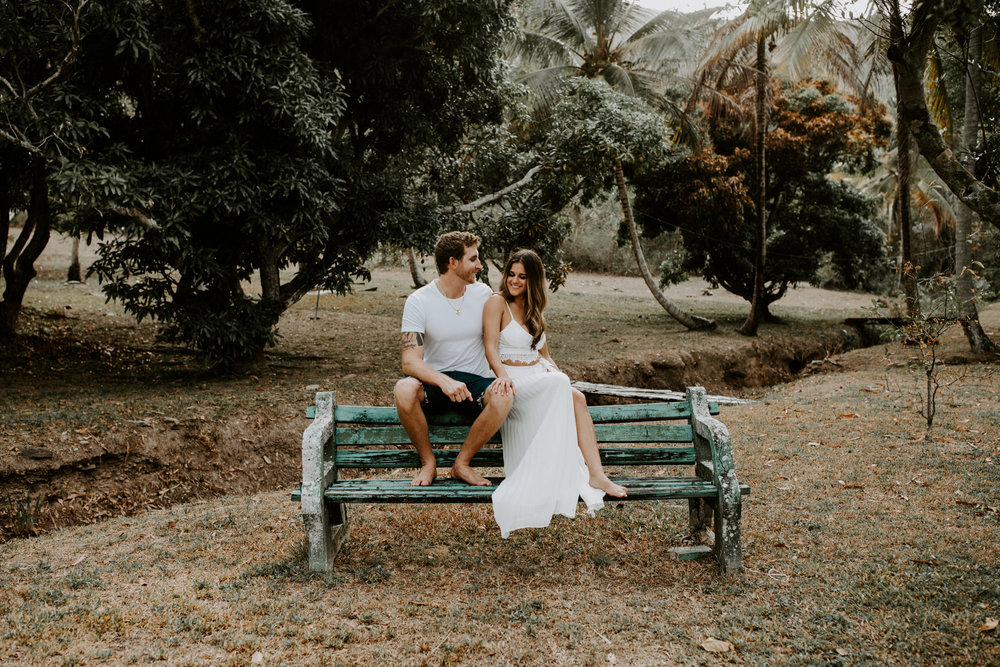 alix + peter - down the islands engagement