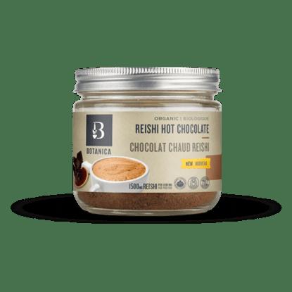4.  Botanica Reishi Hot Chocolate