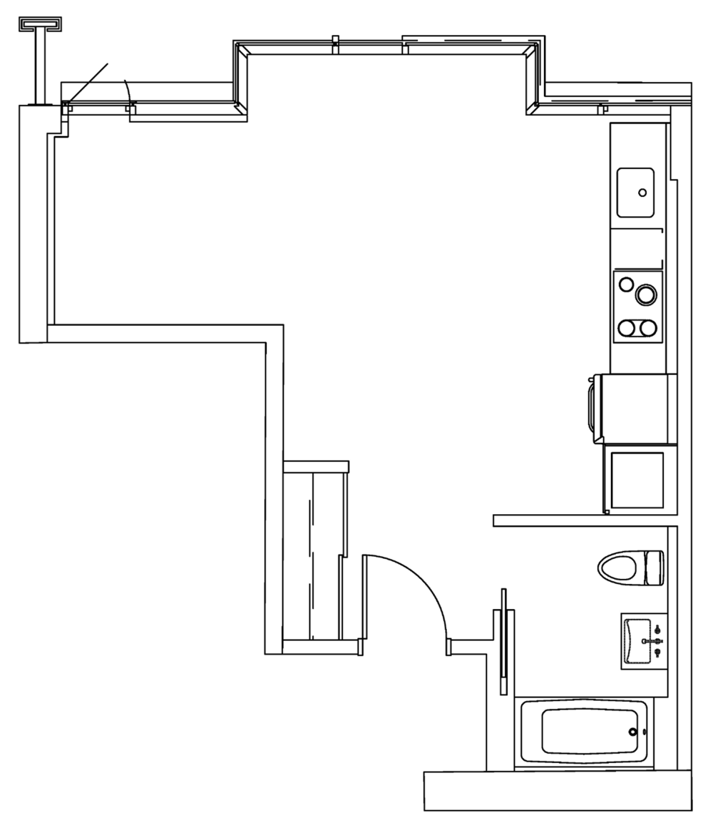 STUDIO - LAYOUT B