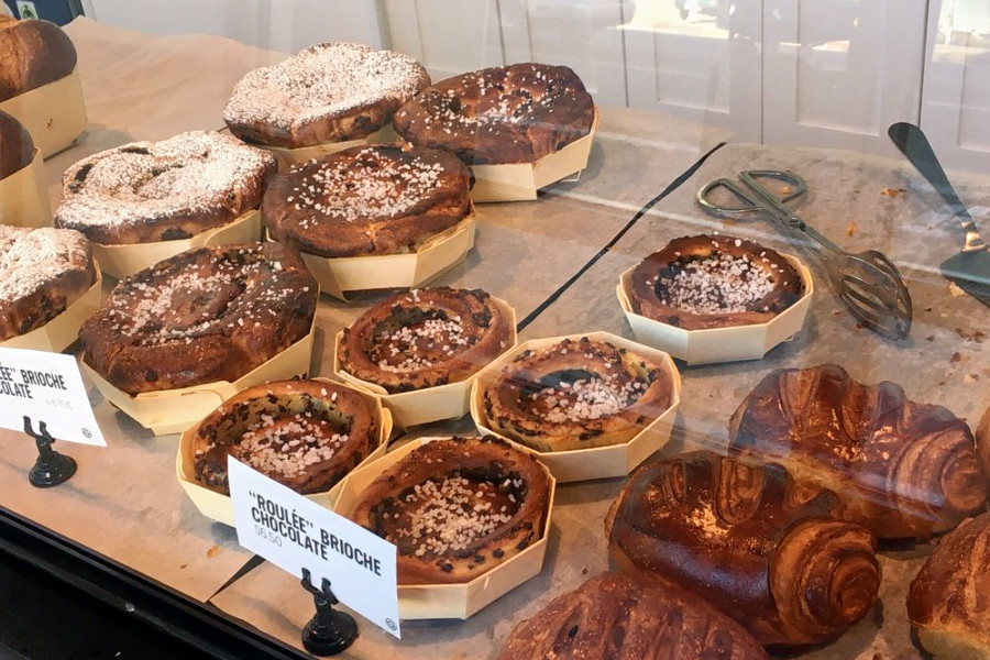 'Les Gourmands Bakery' Brings Fresh French Pastry To SoMa - A new bakery with French pastries and more has made its debut in the neighborhood. The fresh arrival to SoMa, called Les Gourmands Bakery, is located at 5th and Folsom