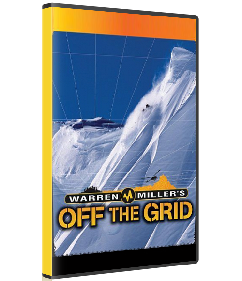 WARREN MILLER'S OFF THE GRID (Physical Copy) -