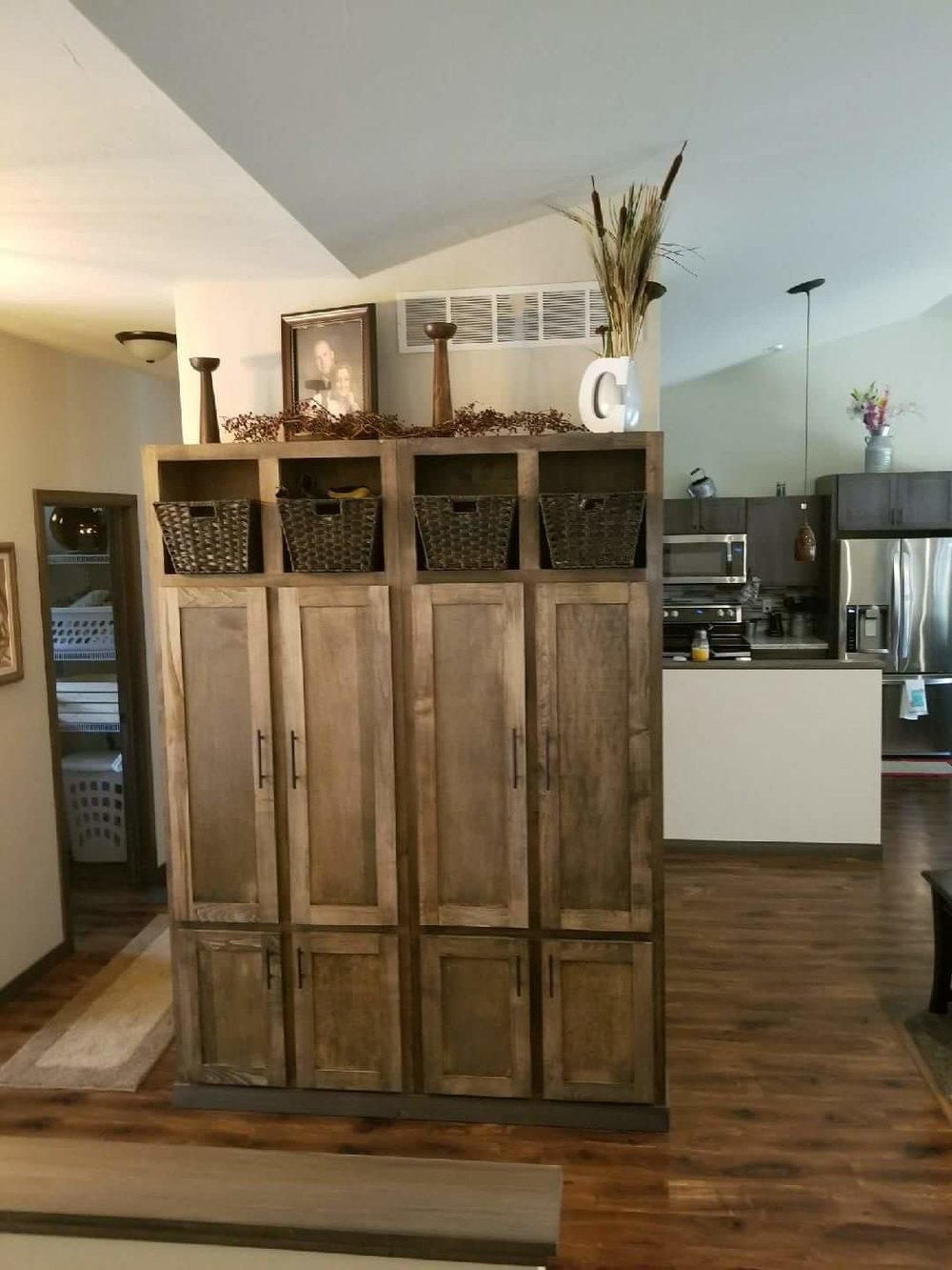 Entryway Standalone Cabinets