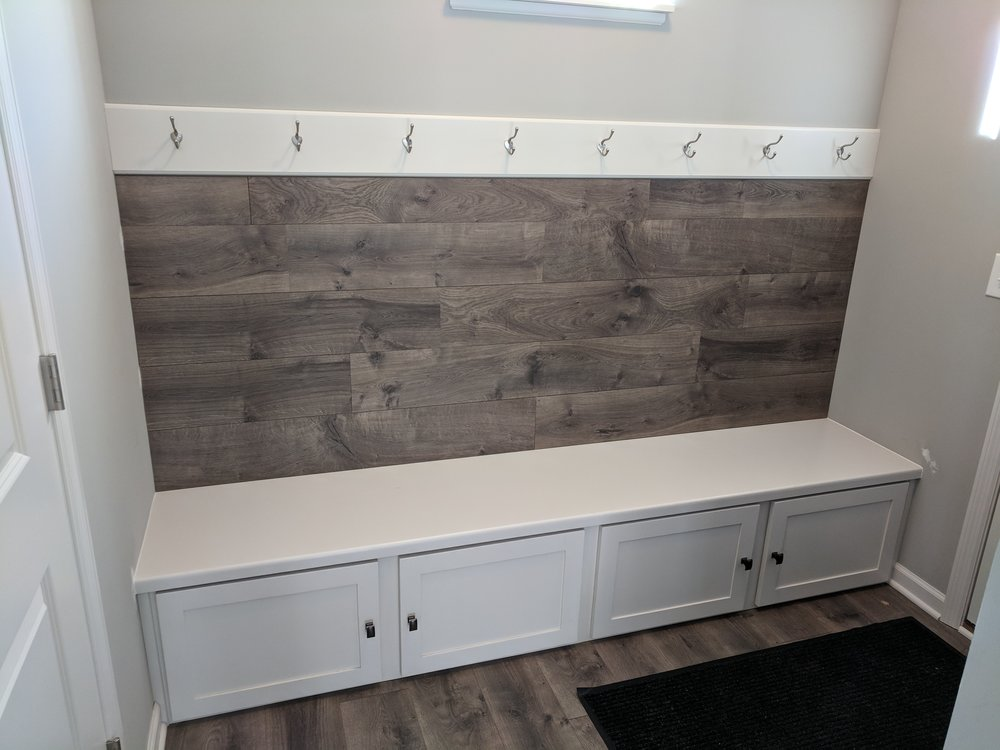 Entry Boot Bench