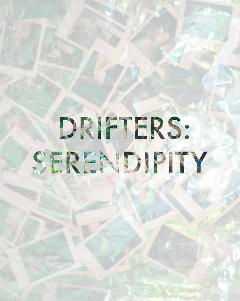 Drifters: Serendipity  marks the conclusion to the first chapter of our creative exploration of which photography is the main medium. More importantly, this book has allowed us a momentary pause during which we have been able to revisit old memories, abandoned and fragmented thoughts. It has allowed us a space to put our vulnerability on display. It has enabled us to better understand ourselves in light of distant memories. However, it is our belief that we do not experience this life alone, so if you're also going through a difficult time, know that we're sharing the pressure, the fear, and the loneliness.   Get the physical book here!     Get the e-book here!     Learn more about our book