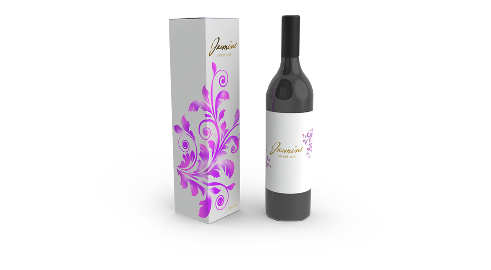 Single Bottle Wine Gift Pack