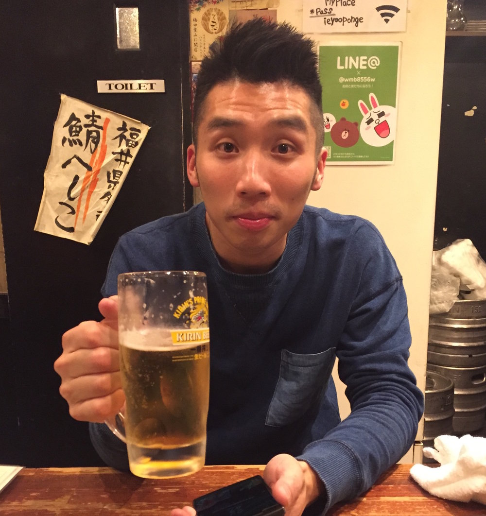 Nick Ho - Founder of Beer Geeks Generation & co-founder of HK Beer Geeks, Nick believes that in order to know a beer style, the easiest way is try it. He is a BJCP beer judge, event organizer, magazine advisor and column writer. Active in the craft beer industry, he is also known as