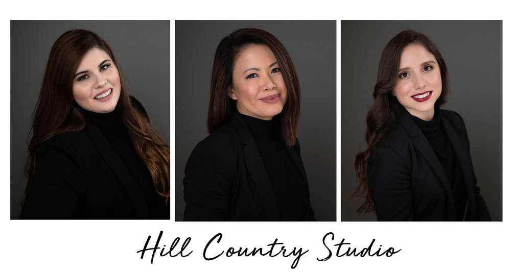 Austin Headshot Photographer Hill Country Studio 2018
