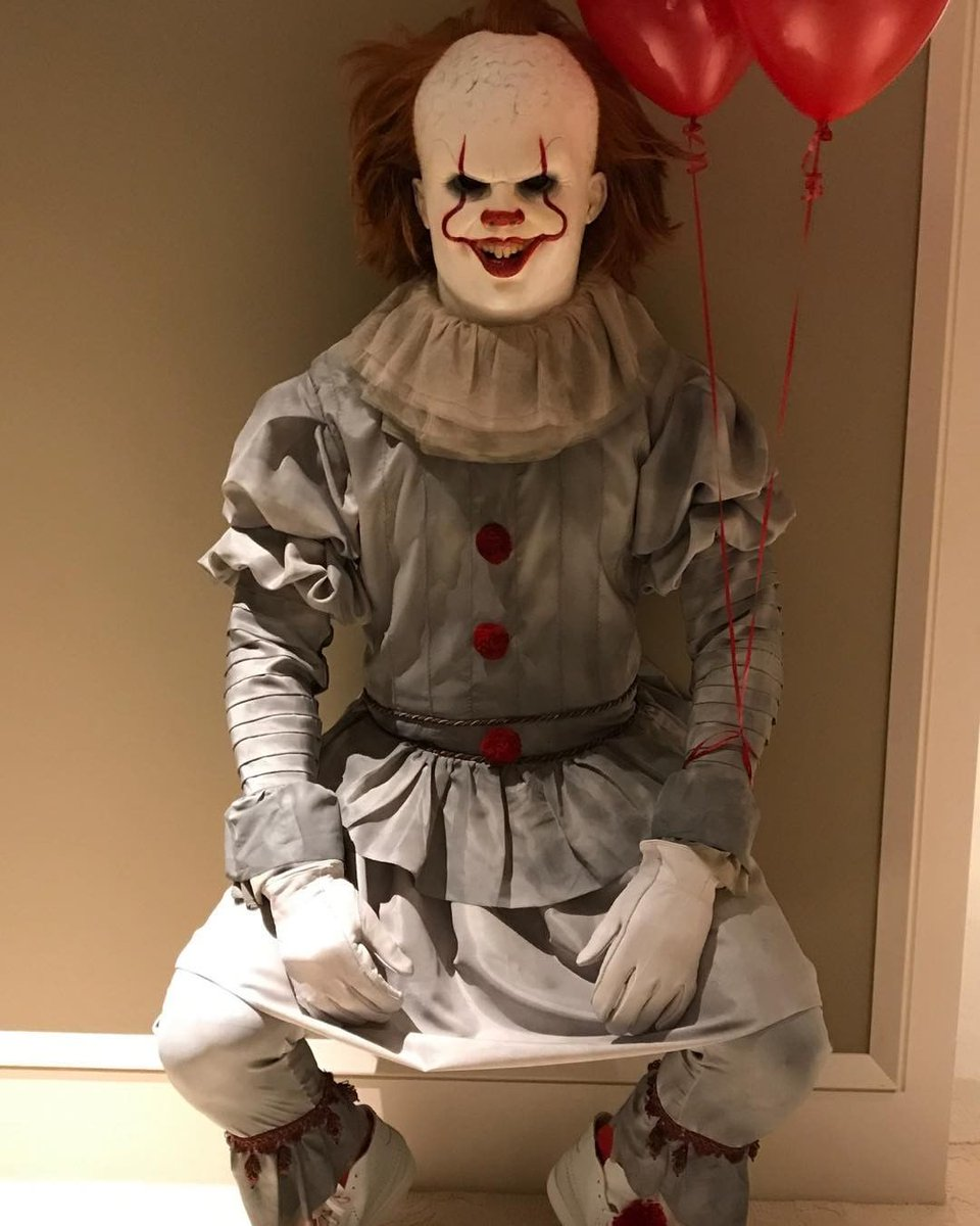 lebron james - as Pennywise from
