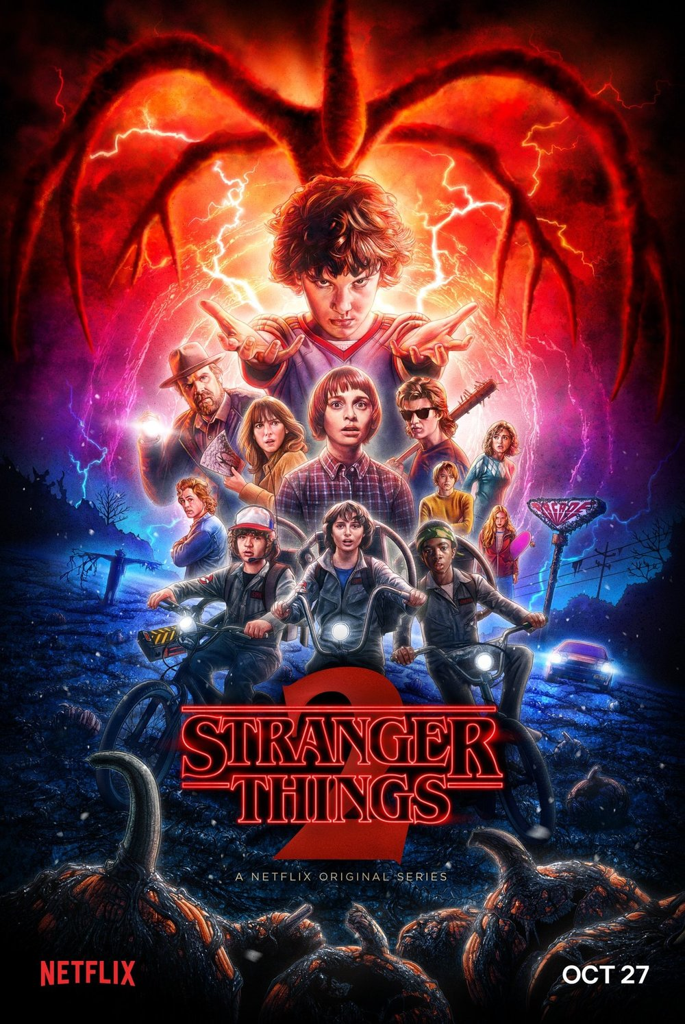 Stranger Things 2 Review - Spoiler Alert: Stranger Things Season 2 is everything we've been anticipating. Read our review, before our after, you binge watch the season on Netflix.