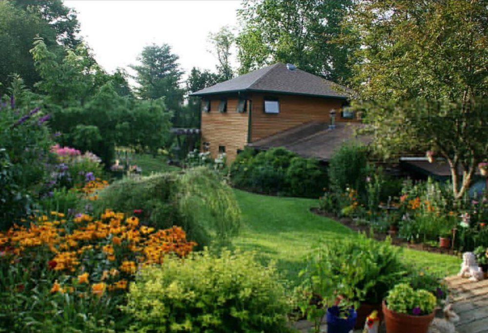 The Sleepy Fox Inn and Spa would like to offer vendors and attendees of the Blue Ridge Fiber Fest a special of only $150 per night! Located only 15 miles from the event location our Tree Top Suite offers a King bed, spacious sitting area with DVD player, CD player, and large selection of reading material. The suite has a private bath with tub and shower. Tucked away in the woods and surrounded by extensive gardens, experience a relaxing moment on your private covered porch. We also provide a tea and coffee service in your suite, as well as, a small refrigerator and microwave for your use as well as breakfast, of course! The Inn is just a short walk from the Innkeepers residence so any needs can quickly be met. Visit their website at  www.sleepyfoxinnandspa.com  for more information about the Inn or contact the Innkeepers, Scott and Lauren Webster, directly at 276-768-0700. Please make sure to mention the Blue Ridge Fiber Fest when making your reservation.