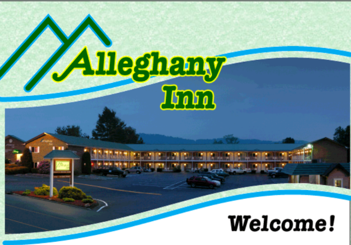 Easy to find, but hard to leave! That's the story for this entire mountain area of Alleghany County, located in the northwest mountains of NC. The Alleghany Inn is located in downtown Sparta just a mile from the Blue Ridge Fiber Fest! The Alleghany Inn is pleased to offer BRFF vendors, teachers and attendees a special rate of only $67.95 + tax per room per night. You can book online using the group name FIBER1 at  www.AlleghanyInn.com;   or go old school and call 1.888.372.2501 (but be sure to mention the Blue Ridge Fiber Fest to get your discount!)