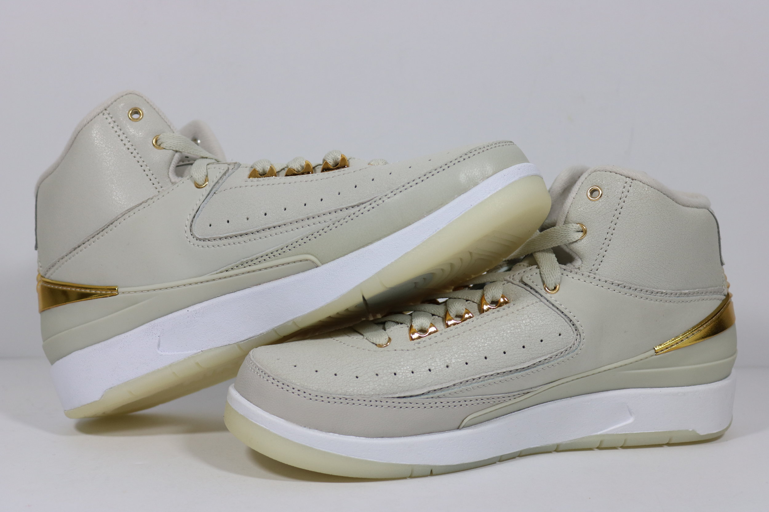 huge selection of 9c156 83d03 ... nike air jordan 2 retro bg q54 quai 54 size 5.5y 866034 001 2. ...