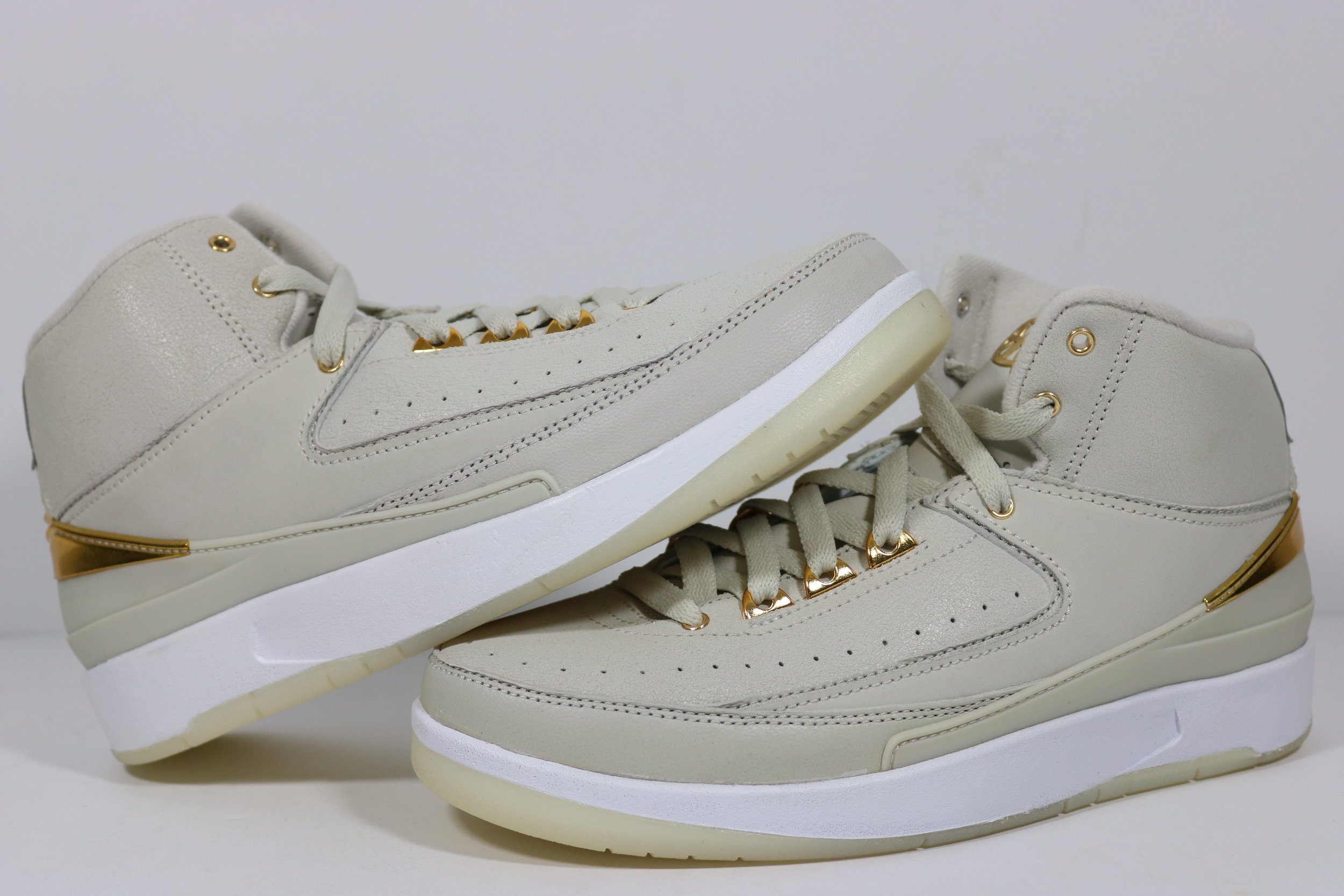 aac886611fa1 US 5.5Y - NIKE AIR JORDAN 2 RETRO BG Q54