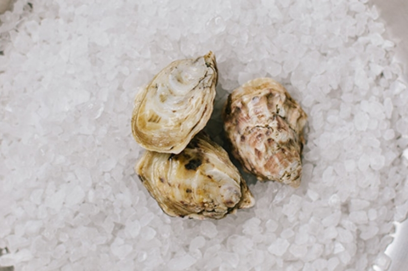 Kusshi - Origin: Vancouver Island, British Columbia, CanadaFlavor Profile: Defined by the Japanese as ultimate and one of the best, this specialty oyster is clean, mildly sweet, delicate and meaty.