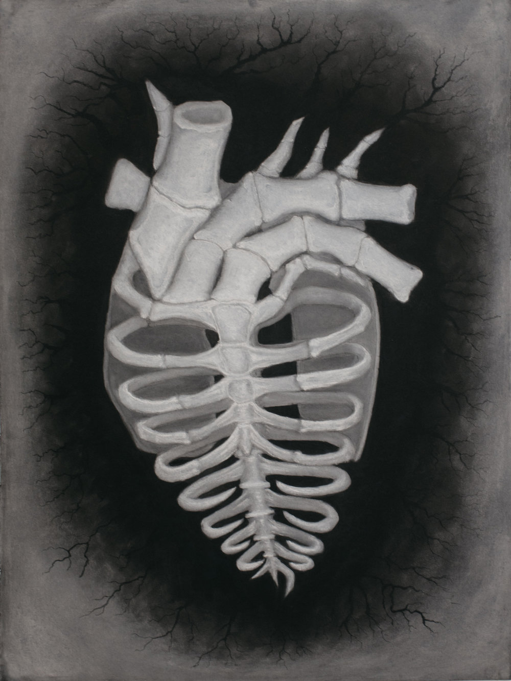 Skeleton Heart