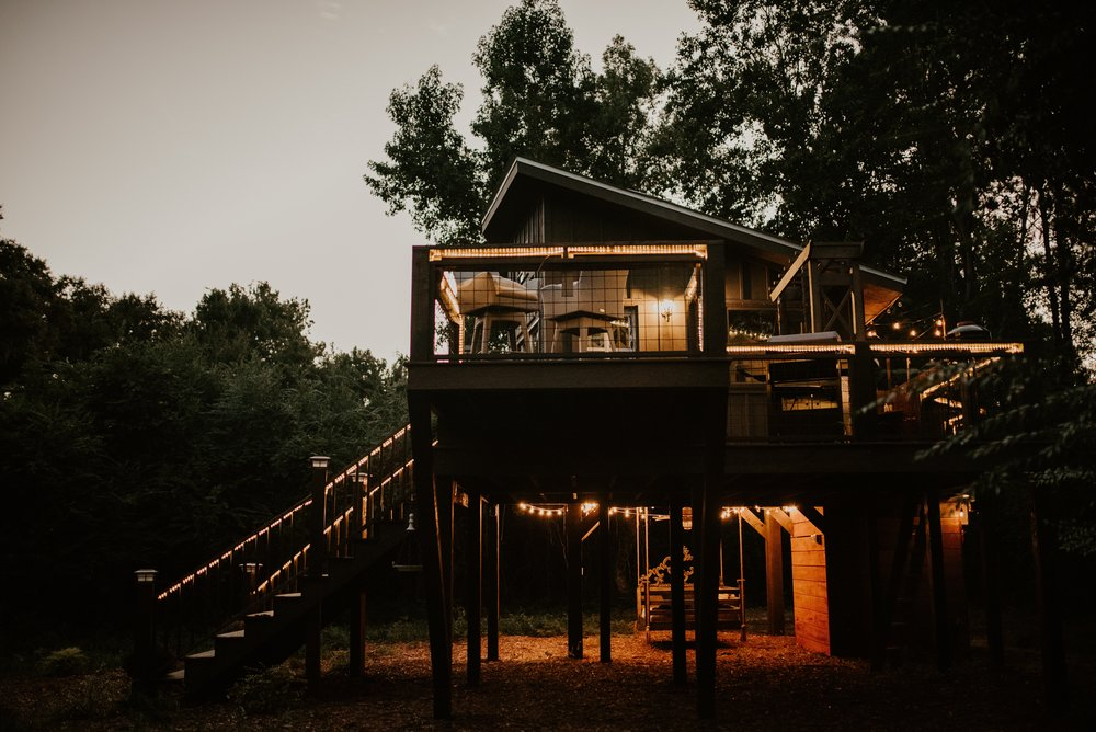 THE WILDFLOWER TREEHOUSE