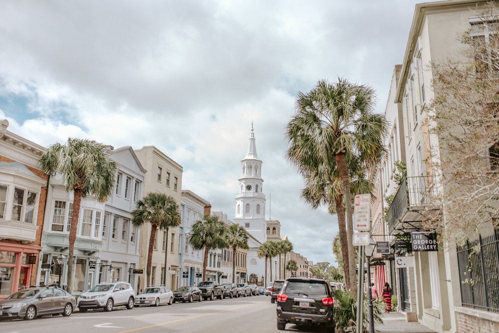 Copy of Downtown Charleston, SC