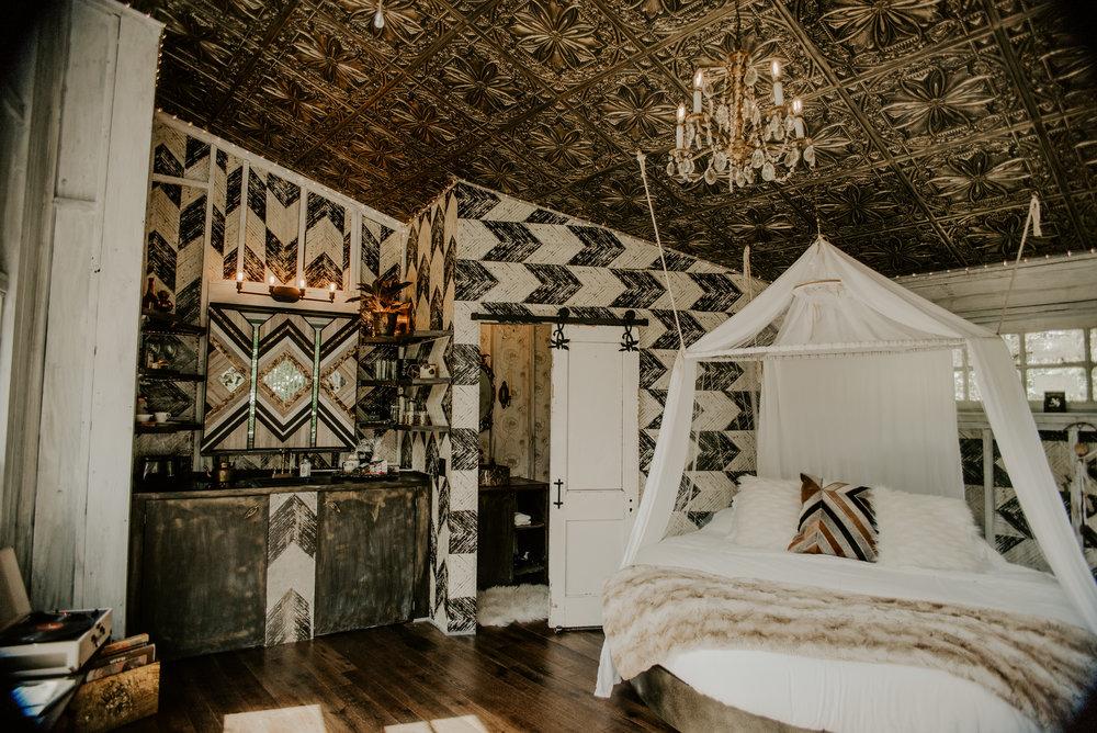 THE WILDFLOWER TREEHOUSE - Adventurous, spirited, untamed beautyCharleston, SC | starting at $395 per night